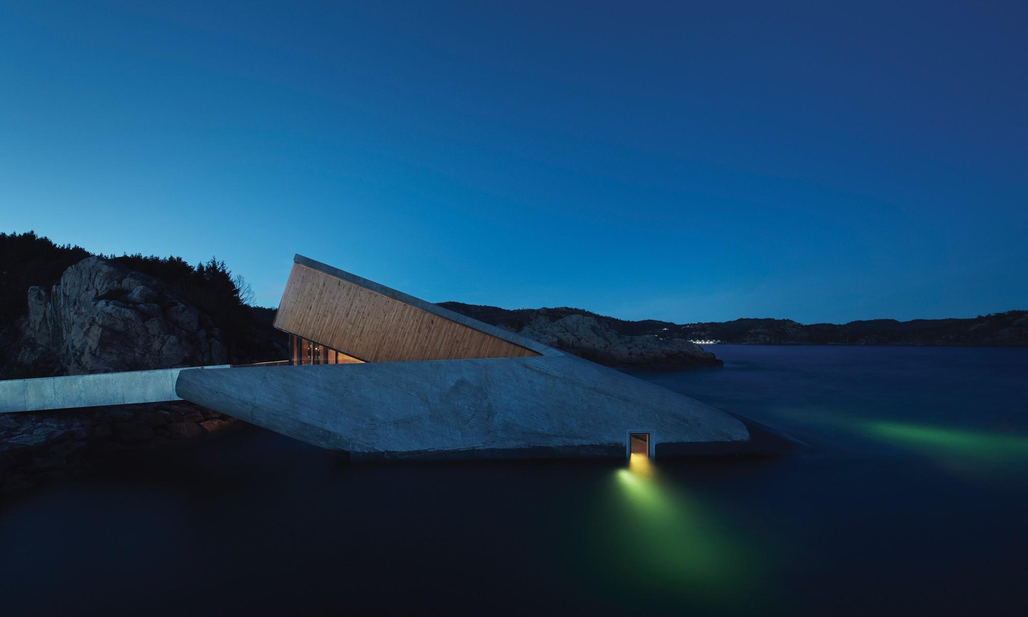 Những tác phẩm kiến trúc ấn tượng nhất 2019 Ảnh 3