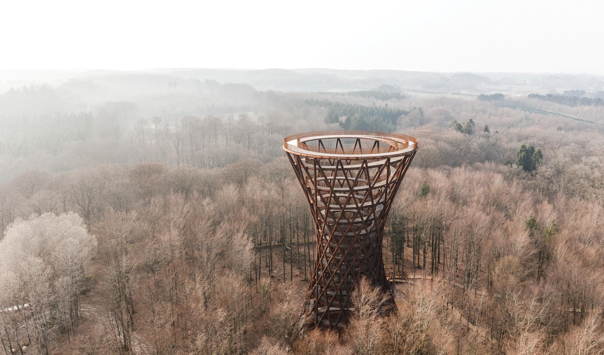 Những tác phẩm kiến trúc ấn tượng nhất 2019 Ảnh 5