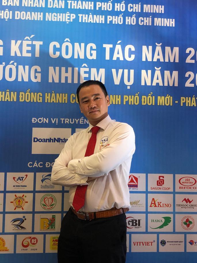 CEO Lư Nguyễn Xuân Vũ trải lòng về khởi nghiệp Ảnh 2
