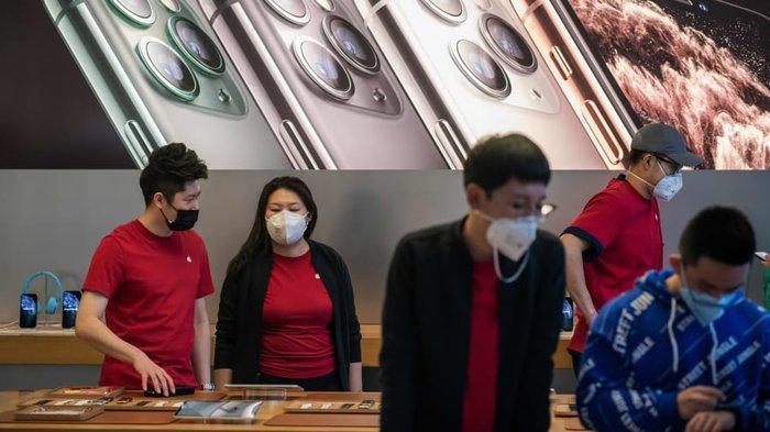 Apple có thể thiệt hại doanh số 1 triệu máy iPhone vì virus corona Ảnh 1