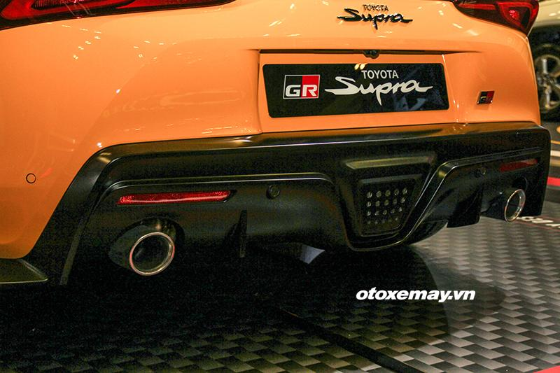 Huyền thoại xe thể thao Toyota Supra 2020 trình làng tại Singapore Ảnh 8