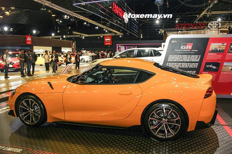 Huyền thoại xe thể thao Toyota Supra 2020 trình làng tại Singapore Ảnh 7