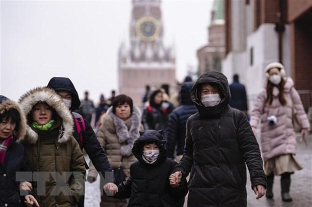 Nga phát triển loại khẩu trang có thể tiêu diệt virus Ảnh 1