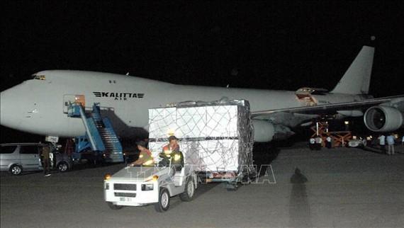 3 tổ chức nhân đạo được phép đưa hàng viện trợ đến Triều Tiên Ảnh 1