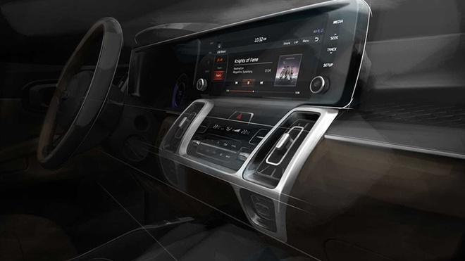 Lộ diện nội thất và động cơ Kia Sorento 2021 Ảnh 2