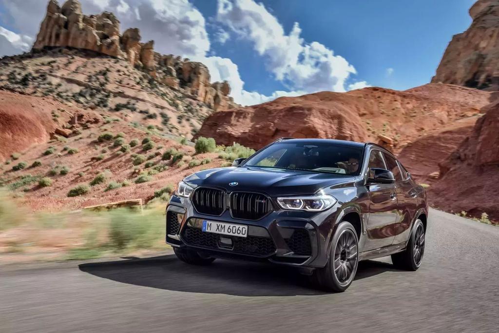 Đánh giá BMW X6 M 2020 – SUV hiệu suất cao đúng chất Ảnh 10