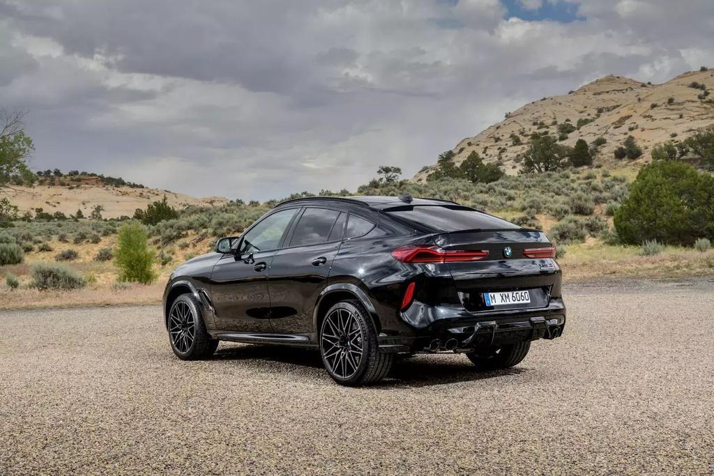 Đánh giá BMW X6 M 2020 – SUV hiệu suất cao đúng chất Ảnh 41