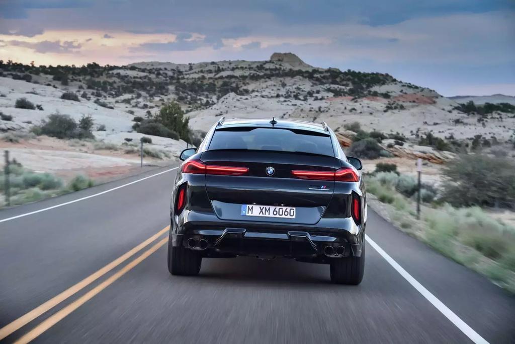 Đánh giá BMW X6 M 2020 – SUV hiệu suất cao đúng chất Ảnh 43