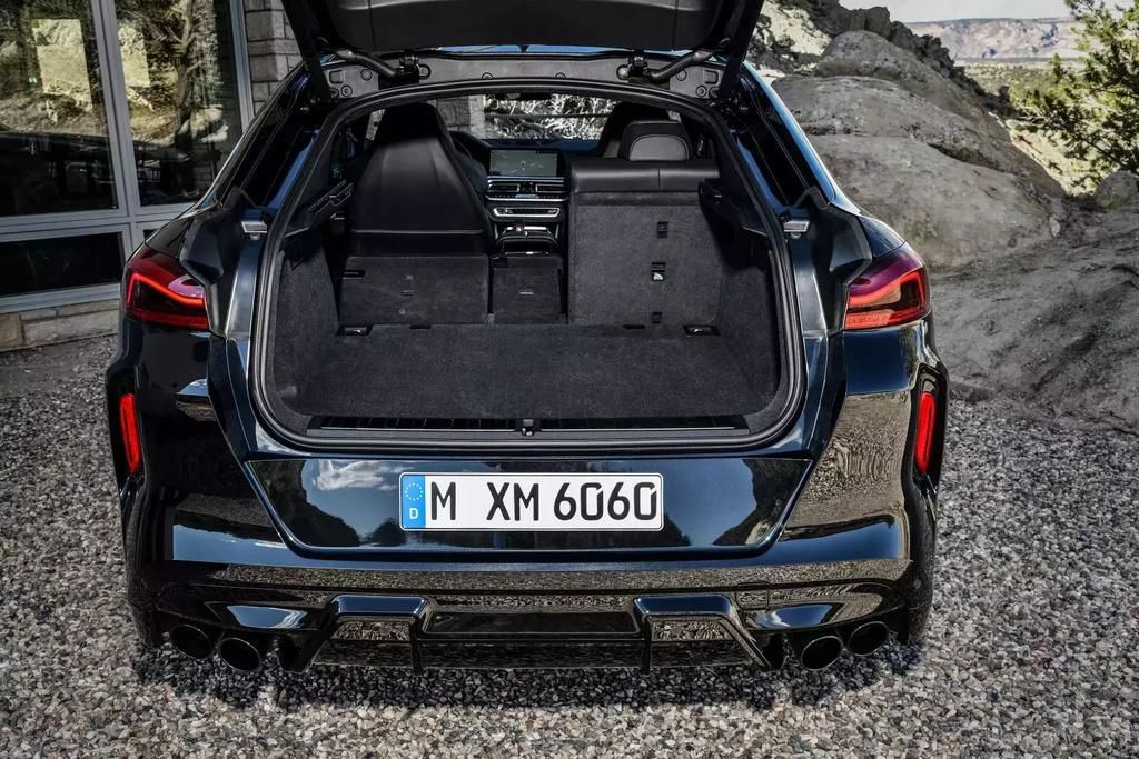 Đánh giá BMW X6 M 2020 – SUV hiệu suất cao đúng chất Ảnh 25