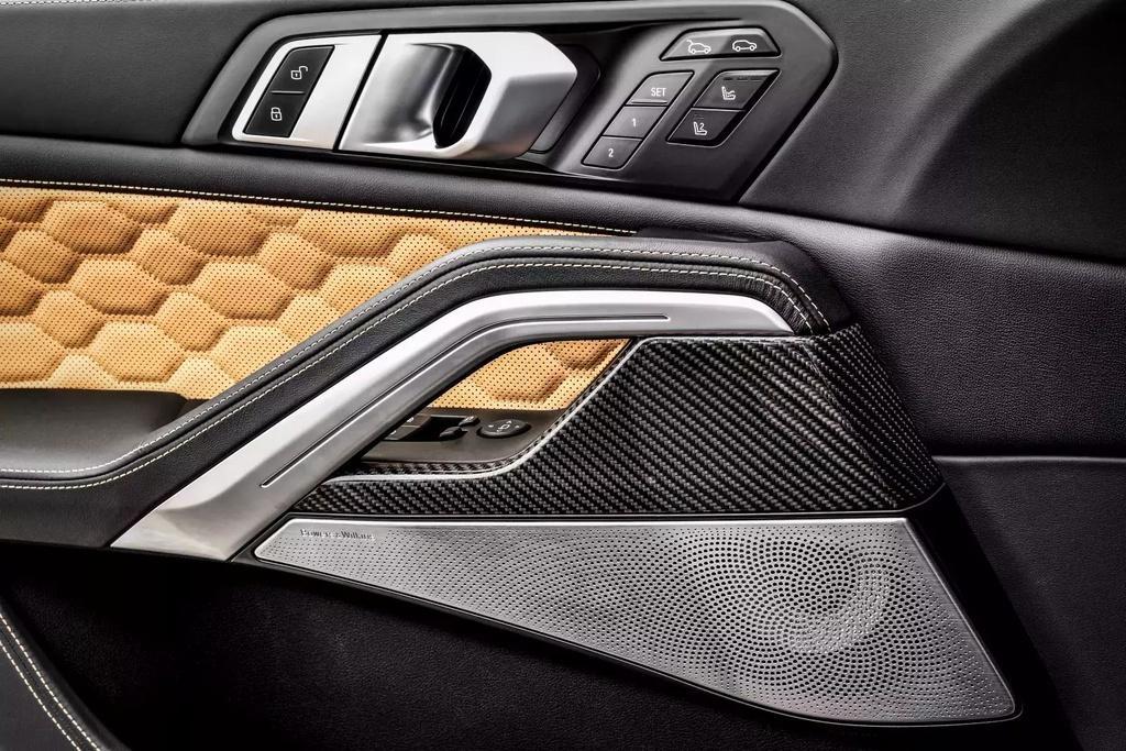 Đánh giá BMW X6 M 2020 – SUV hiệu suất cao đúng chất Ảnh 21