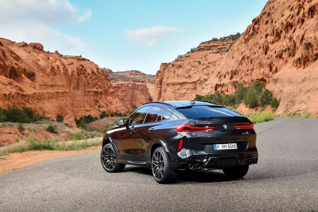 Đánh giá BMW X6 M 2020 – SUV hiệu suất cao đúng chất Ảnh 30