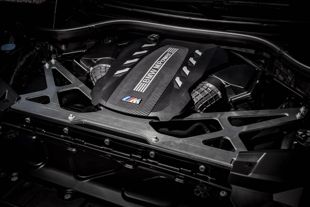 Đánh giá BMW X6 M 2020 – SUV hiệu suất cao đúng chất Ảnh 26