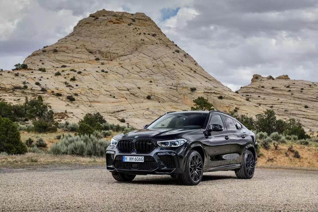 Đánh giá BMW X6 M 2020 – SUV hiệu suất cao đúng chất Ảnh 2