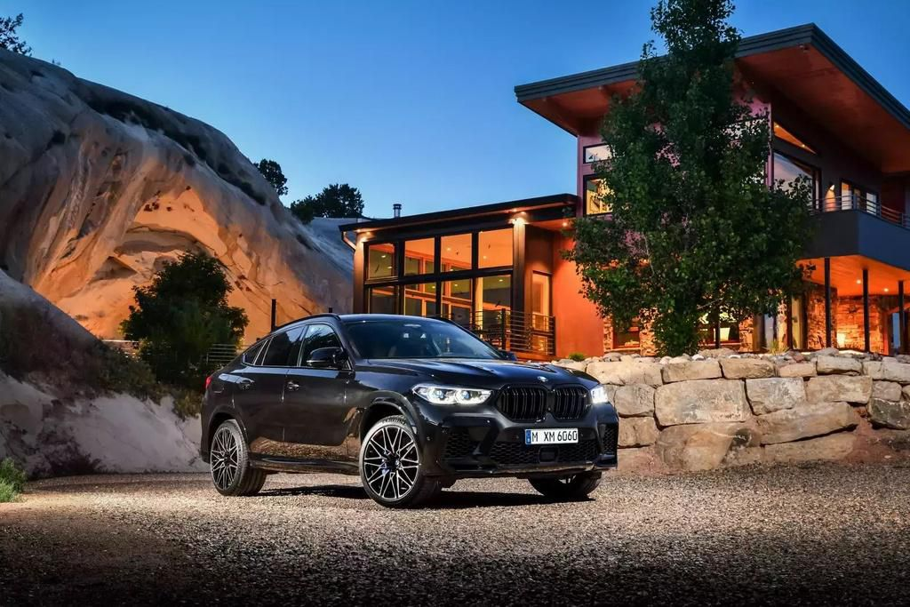 Đánh giá BMW X6 M 2020 – SUV hiệu suất cao đúng chất Ảnh 29