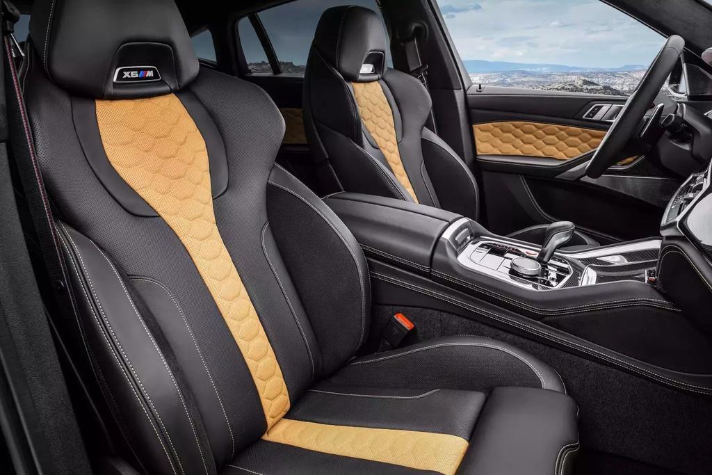 Đánh giá BMW X6 M 2020 – SUV hiệu suất cao đúng chất Ảnh 19