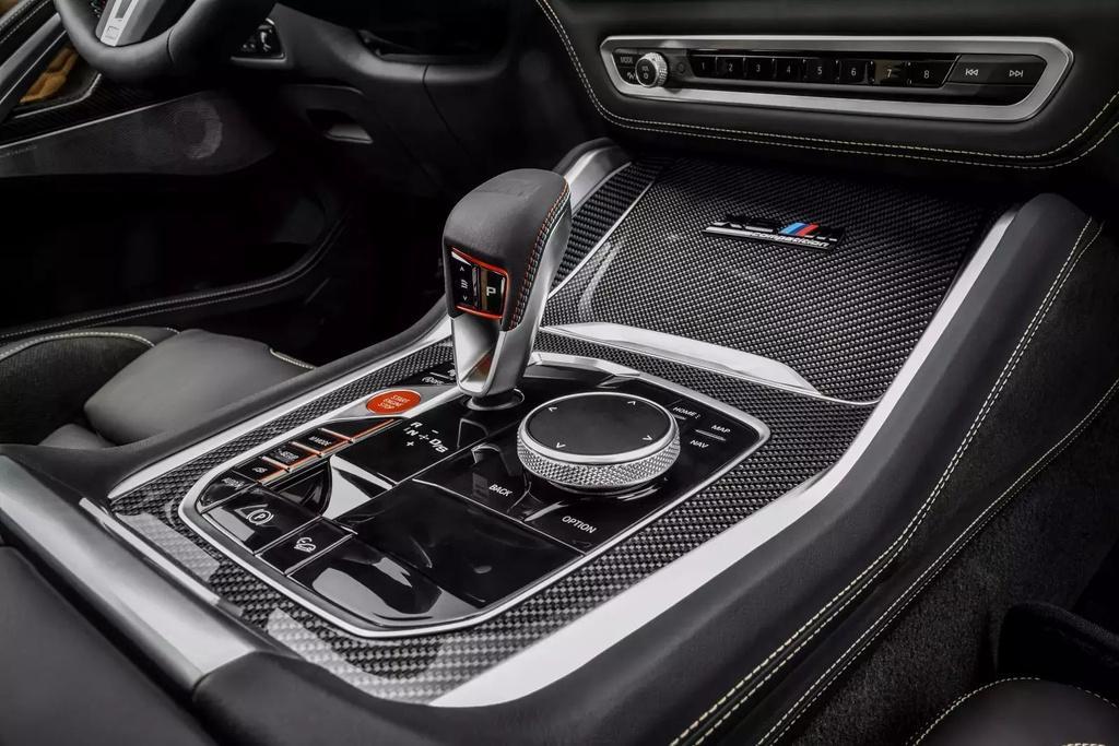 Đánh giá BMW X6 M 2020 – SUV hiệu suất cao đúng chất Ảnh 23