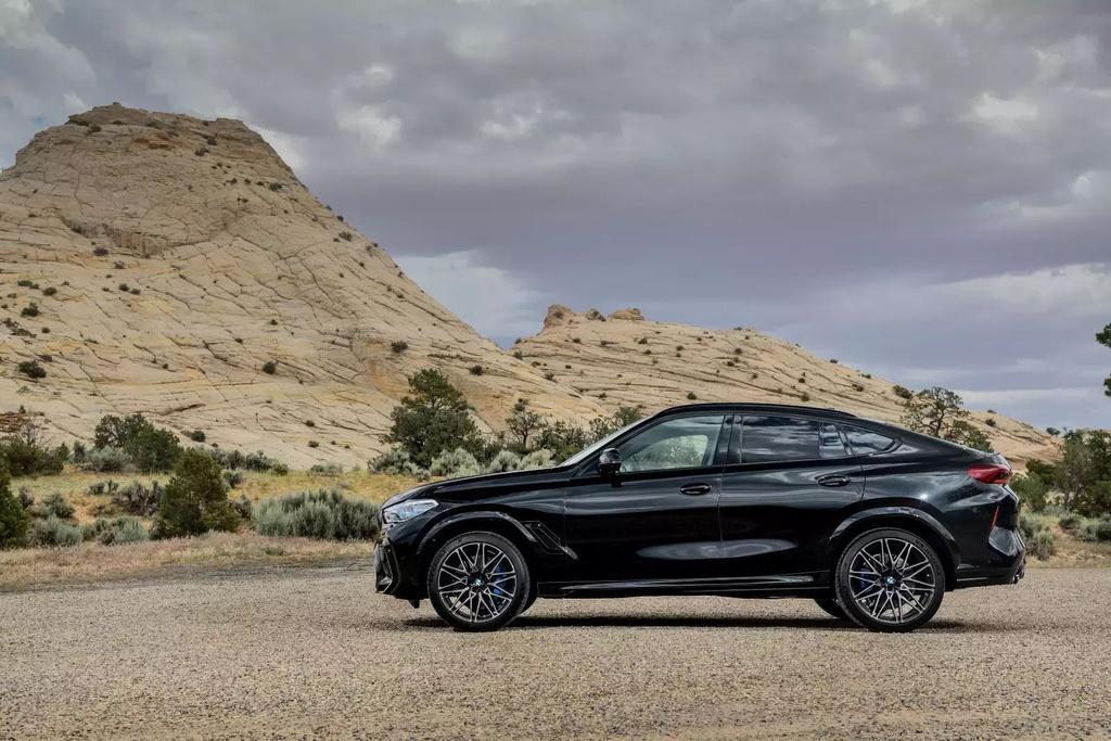 Đánh giá BMW X6 M 2020 – SUV hiệu suất cao đúng chất Ảnh 37