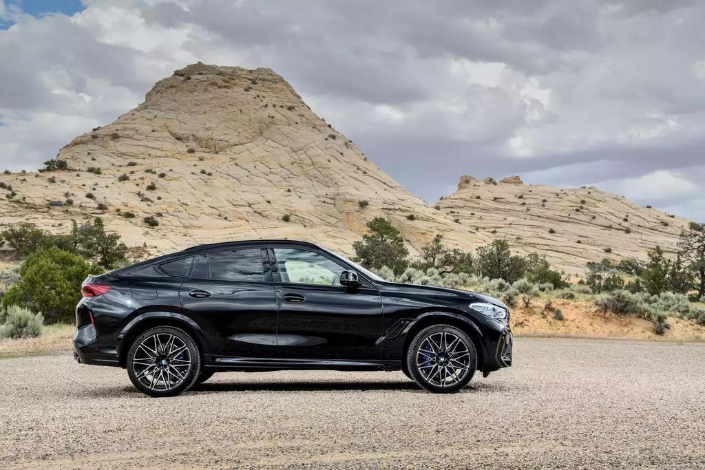 Đánh giá BMW X6 M 2020 – SUV hiệu suất cao đúng chất Ảnh 38