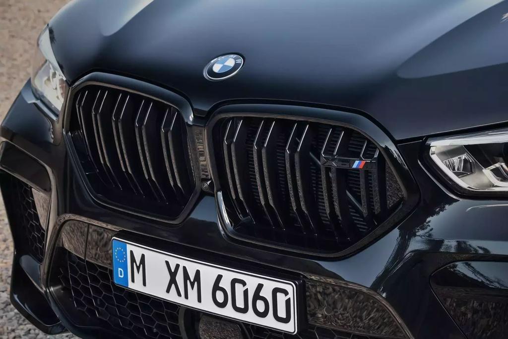 Đánh giá BMW X6 M 2020 – SUV hiệu suất cao đúng chất Ảnh 8