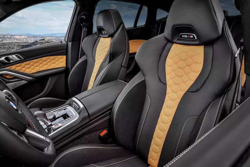 Đánh giá BMW X6 M 2020 – SUV hiệu suất cao đúng chất Ảnh 18