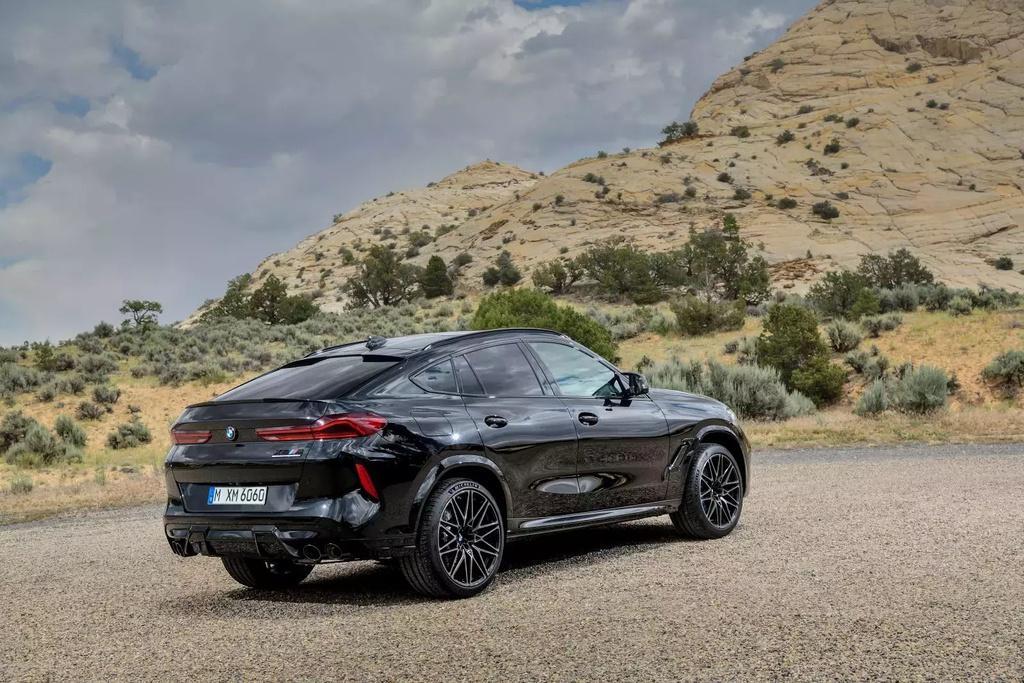 Đánh giá BMW X6 M 2020 – SUV hiệu suất cao đúng chất Ảnh 42