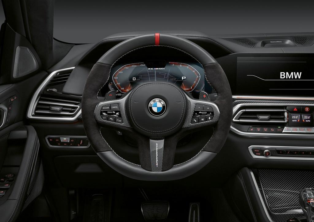 Đánh giá BMW X6 M 2020 – SUV hiệu suất cao đúng chất Ảnh 32