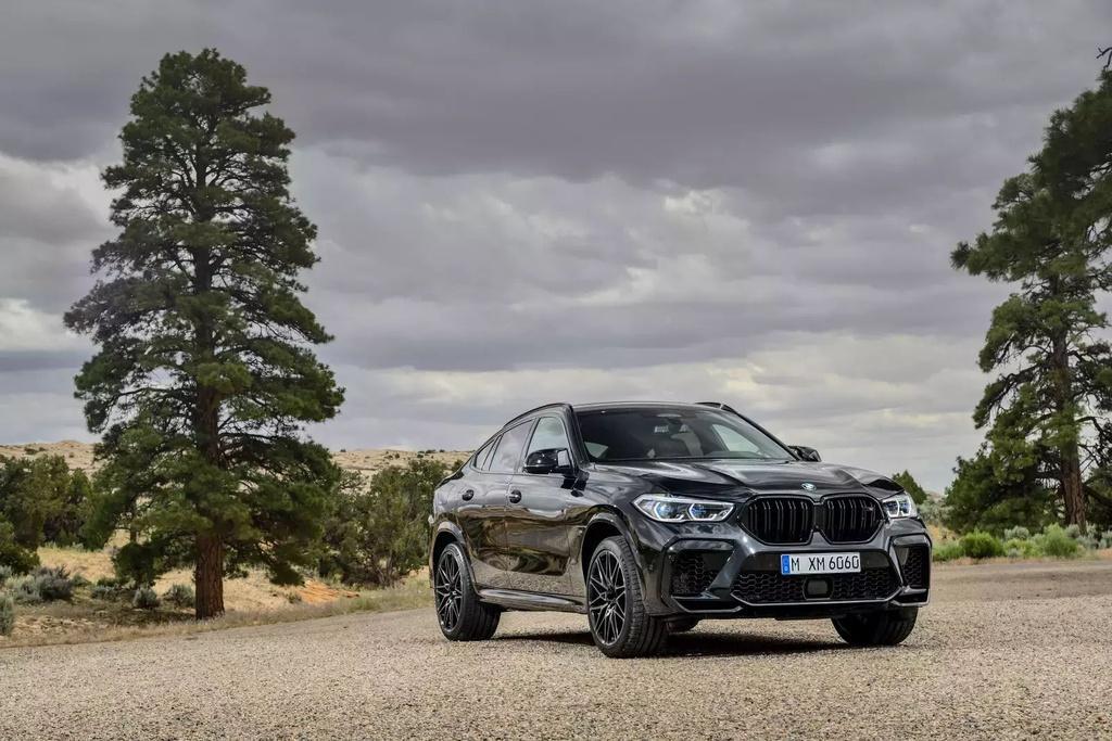 Đánh giá BMW X6 M 2020 – SUV hiệu suất cao đúng chất Ảnh 1
