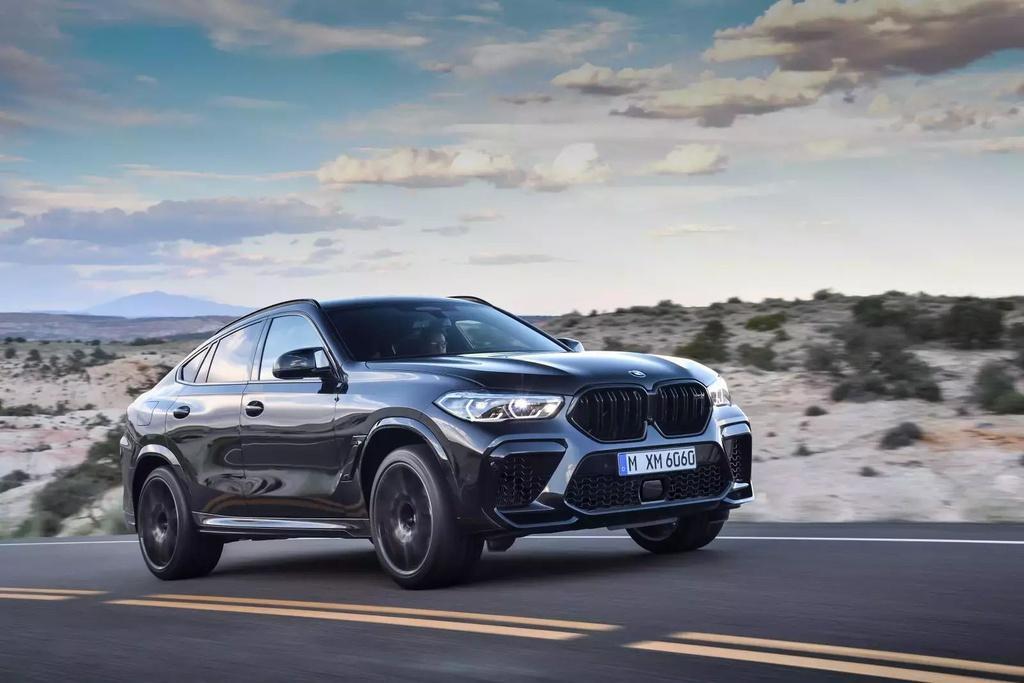 Đánh giá BMW X6 M 2020 – SUV hiệu suất cao đúng chất Ảnh 9