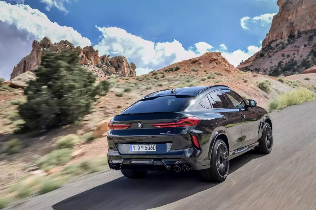 Đánh giá BMW X6 M 2020 – SUV hiệu suất cao đúng chất Ảnh 3