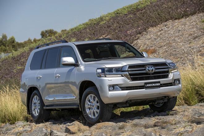 Toyota ra bản giới hạn Land Cruiser Sahara Horizon, sản xuất 400 chiếc Ảnh 1