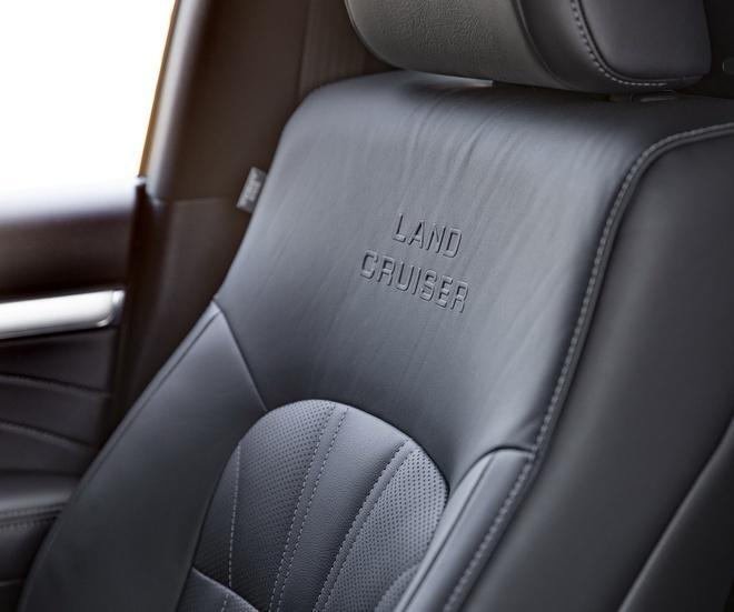 Toyota ra bản giới hạn Land Cruiser Sahara Horizon, sản xuất 400 chiếc Ảnh 2