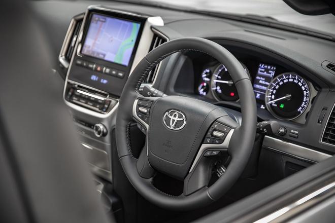 Toyota ra bản giới hạn Land Cruiser Sahara Horizon, sản xuất 400 chiếc Ảnh 5