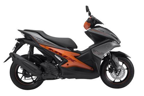 Bảng giá xe ga Yamaha tháng 2/2020 Ảnh 1