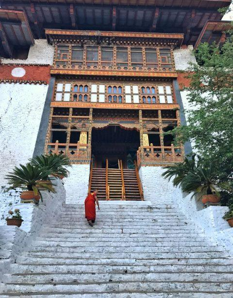 Bhutan: Đón năm mới ở tu viện Paro Taktsang Ảnh 4