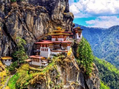 Bhutan: Đón năm mới ở tu viện Paro Taktsang Ảnh 1