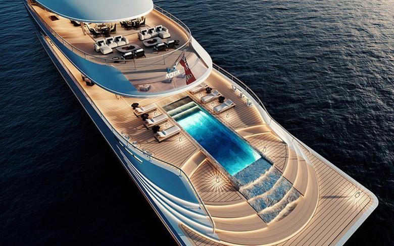 Khám phá siêu du thuyền độc đáo mà tỷ phú Bill Gates vừa mới tậu Ảnh 2