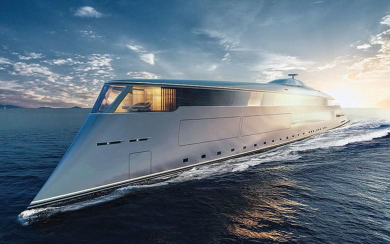 Khám phá siêu du thuyền độc đáo mà tỷ phú Bill Gates vừa mới tậu Ảnh 1