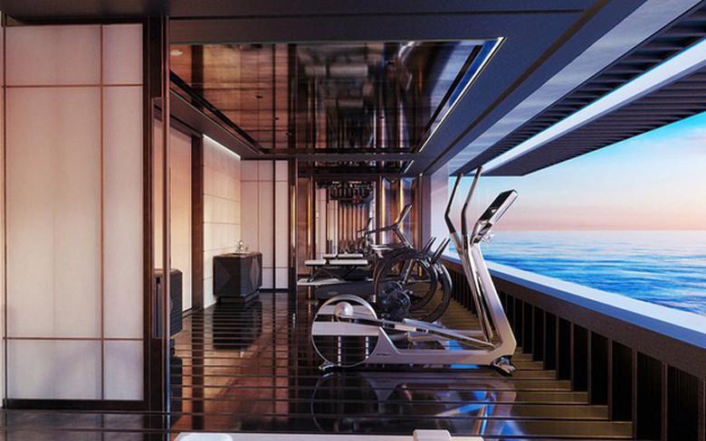 Khám phá siêu du thuyền độc đáo mà tỷ phú Bill Gates vừa mới tậu Ảnh 5