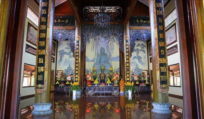 Lắng lòng chốn Thiền viện Trúc Lâm Bạch Mã Ảnh 4