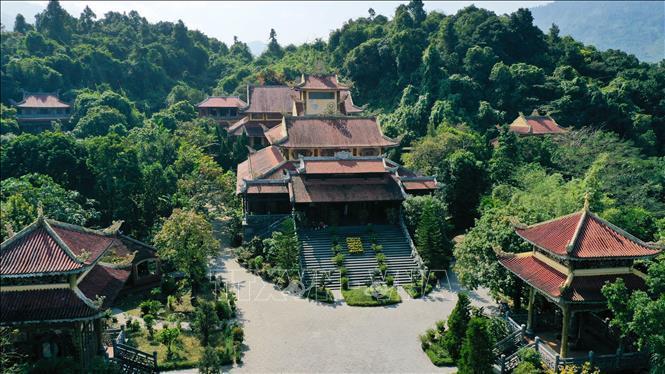 Lắng lòng chốn Thiền viện Trúc Lâm Bạch Mã Ảnh 5