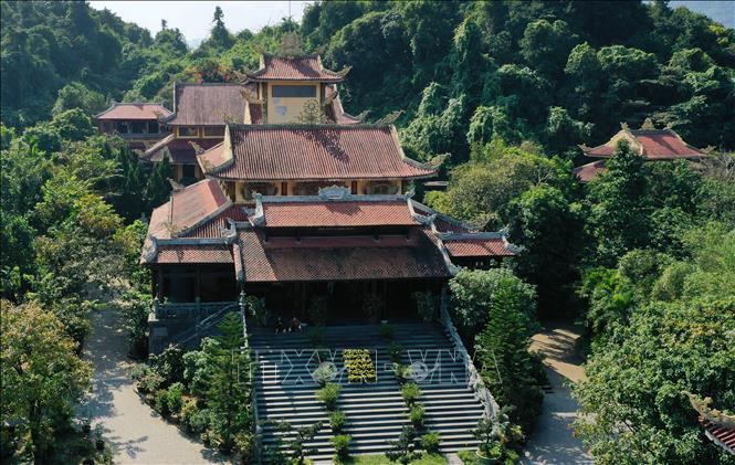 Lắng lòng chốn Thiền viện Trúc Lâm Bạch Mã Ảnh 6