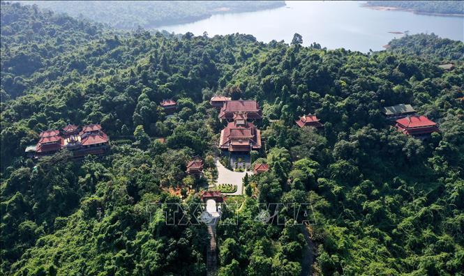 Lắng lòng chốn Thiền viện Trúc Lâm Bạch Mã Ảnh 9