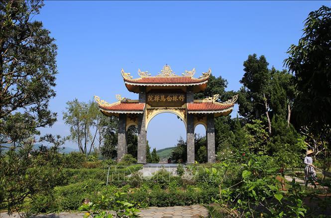 Lắng lòng chốn Thiền viện Trúc Lâm Bạch Mã Ảnh 2