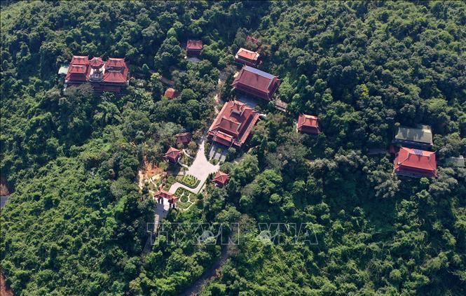 Lắng lòng chốn Thiền viện Trúc Lâm Bạch Mã Ảnh 8