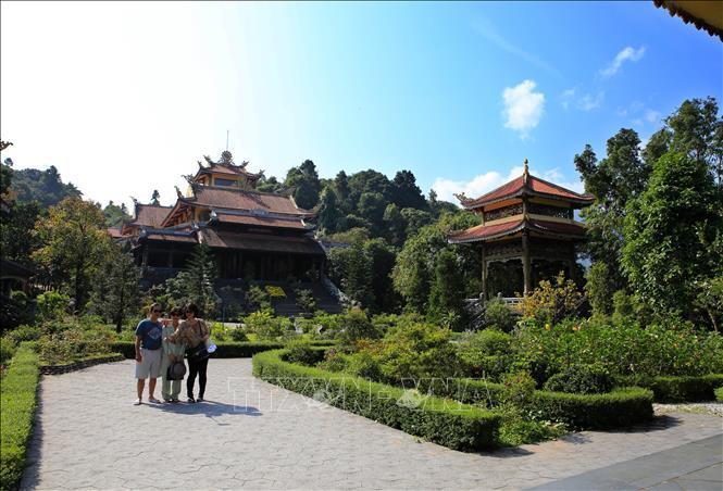 Lắng lòng chốn Thiền viện Trúc Lâm Bạch Mã Ảnh 3
