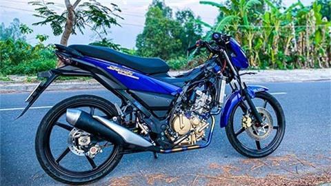 Suzuki Satria 150 độ 'cực ngầu', khiến Yamaha Exciter ganh tị Ảnh 1