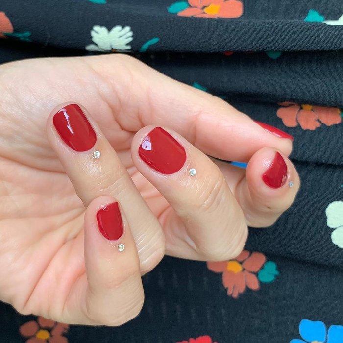 12 ý tưởng làm nail nghệ thuật cực độc cho ngày Valentine Ảnh 12