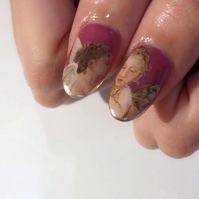 12 ý tưởng làm nail nghệ thuật cực độc cho ngày Valentine Ảnh 3