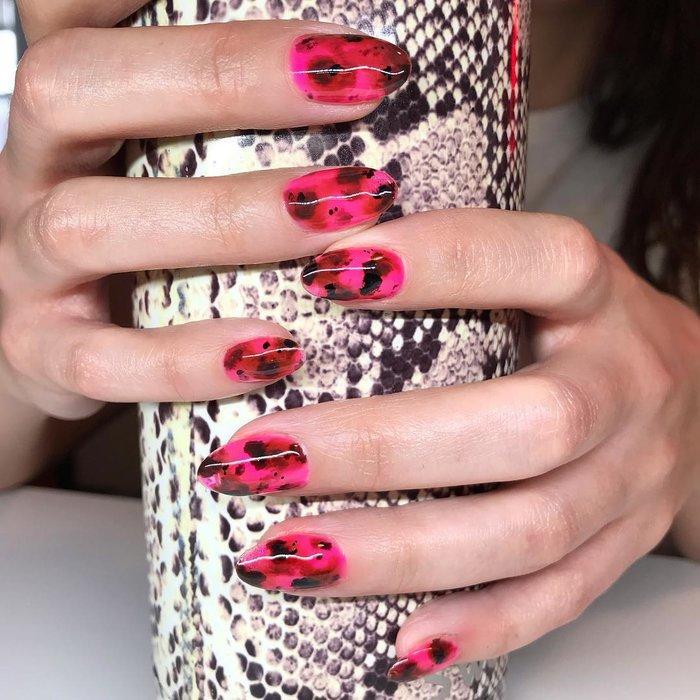 12 ý tưởng làm nail nghệ thuật cực độc cho ngày Valentine Ảnh 11