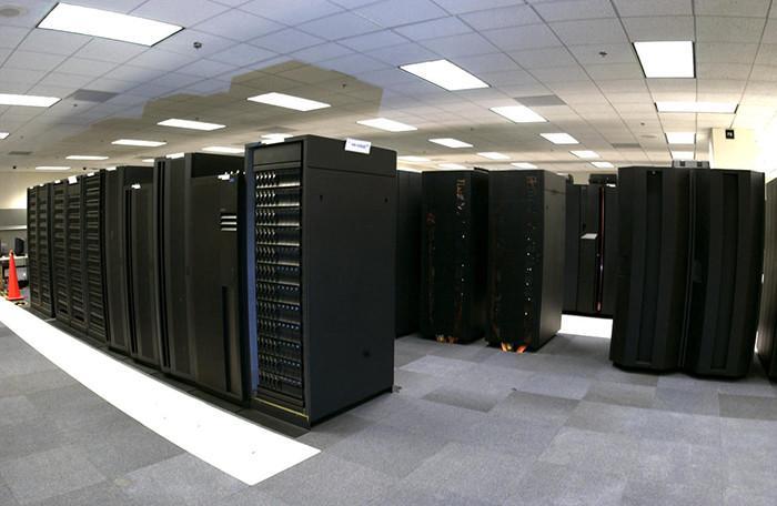 Anh phát triển siêu máy tính mạnh nhất thế giới chuyên dự báo thời tiết Ảnh 1